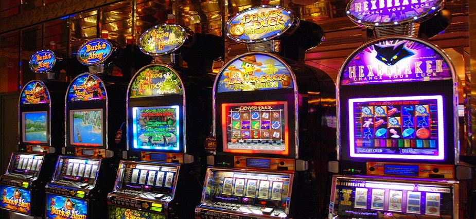 Casino slot machine tricks
