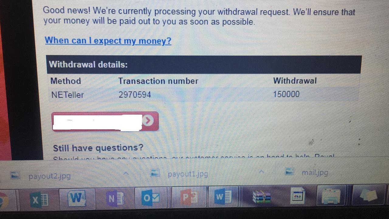 Online Casino Auszahlung Webmoney